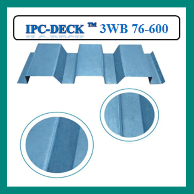 IPC Deck 3WB 76-600
